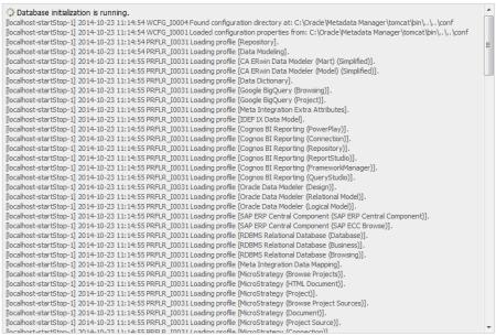 OEMM RPD configuration Output