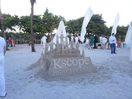 Kscope Beach Club